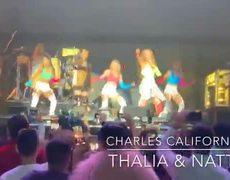 Thalia, Natti Natasha | No Me Acuerdo En Vivo (falla audio)