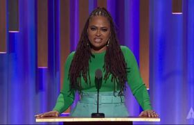 Ava DuVernay honors Cicely Tyson at the #2018GovernorsAwards