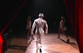 Bobby & Sharna's Freestyle – Dancing with the Stars