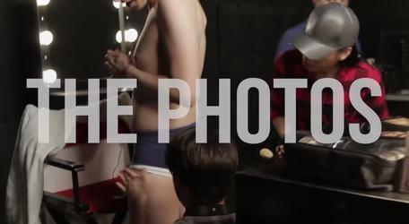 The Try Guys: Photoshopeados como mujeres