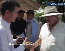 Peña Nieto presume obras en Jalisco