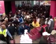 Black Friday Shopping Chaos 2018
