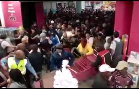 Black Friday Shopping Chaos 2018