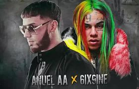 Mala - Anuel AA Ft. 6ix9ine - Official