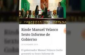 MIENTRAS TODOS ESTÁN ATENTOS A CARAVANA HONDUREÑA MANUEL VELASCO REPRIME A INDIGENAS