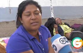 Migrante que rechazó frijoles fue detenida en EU