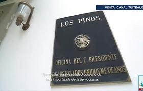 Enrique Peña Nieto ofrece último mensaje a los mexicanos ¡Gracias México!