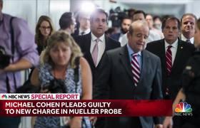 Ex abogado de Trump se declara culpable de mentirle al Congreso