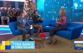 Tyra Banks opens up about 'Life-Size 2' live on '#GMA'