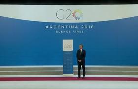 Inauguran de la cumbre del G20 en Argentina
