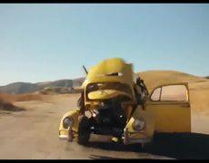 BUMBLEBEE - Kills Blitzwing Scene Trailer -- John Cena Transformers Movie