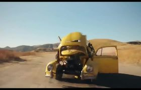 BUMBLEBEE - Kills Blitzwing Scene Trailer -- John Cena Transformers Movie