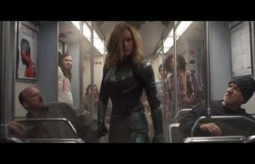 CAPTAIN MARVEL Trailer #2 (2019)