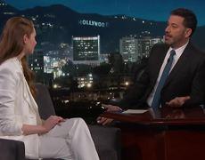 Karen Gillan Does Britney Spears Impression & Talks Avengers