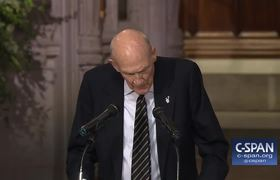 Former Senator Alan Simpson Tribute to President George H.W. Bush