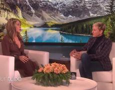 Jennifer Aniston on 'Dumplin'' and Dolly Parton