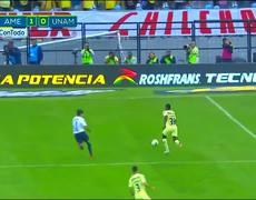 América (7) 6-1 (2) Pumas | Todos goles Liguilla - Semifinal Vuelta | AP2018