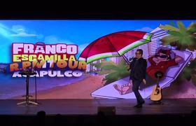 Franco Escamilla: Asalto y dignidad