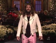 #SNL: Jason Momoa Mo-Monologue