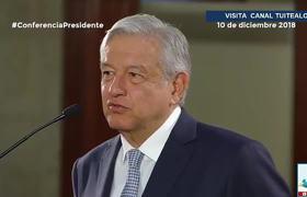 Los altos servidores públicos en México son los funcionarios mejor pagados en el mundo: AMLO