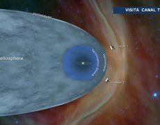 #Voyager 2 launched 41 years ago reaches interstellar space