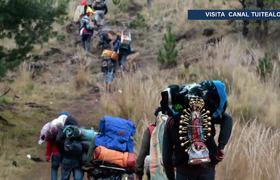 Millones de Peregrinos viajan a la Basílica de #Guadalupe