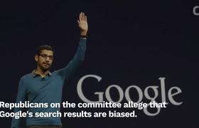 Google's CEO Explains Why A Picture Of Trump Comes Up When You Search For 'Idiot'