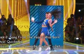 Mackenzie Ziegler - Dancing With The Stars: Juniors Performances