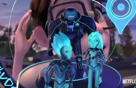 3BELOW: TALES OF ARCADIA Official Trailer (2018)