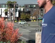 Boxeador transgénero lucha profesionalmente por primera vez en EEUU