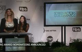 SAG Award nominees announced