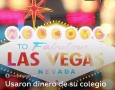 Dos monjas gastan medio millón de dólares en viajes y casinos