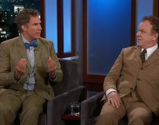JKL: Will Ferrell & John C. Reilly on Their Friendship & Living in England