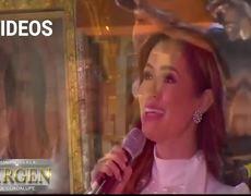 La Guadalupana - En la Basiilica de Guadalupe 2018