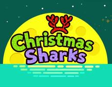 Christmas Sharks in 8 Languages ​​| Christmas carols