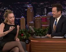 #JKL: Miley Cyrus' Parents Smoke Weed and Play with Hummingbirds