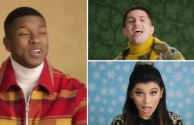What Christmas Means To Me - Pentatonix [OFFICIAL VIDEO]