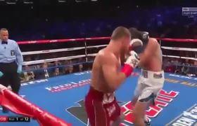Canelo Álvarez vs Rocky Fielding / Highlights