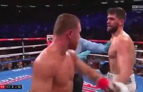 Canelo Alvarez vs Rocky Fielding -- Full Box Fight HD