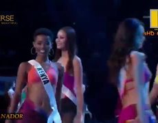 Miss Universe 2018 - Swimsuit Competition
