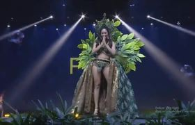 Miss universe #TOP10 BEST NATIONAL COSTUME 2018