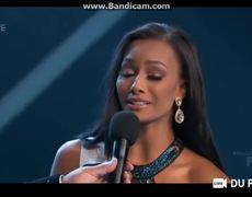 Miss Universe 2018 - Top 20 Announcement (America)