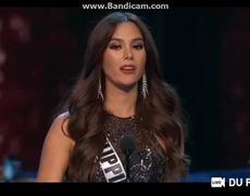 Miss Universe 2018 - Top 20 Statements Round (Part 1)