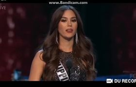 Miss Universe 2018 - Top 20 Statements Round (Part 1)