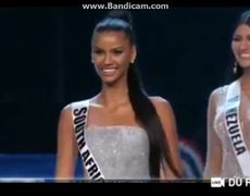 Miss Universe 2018 - Top 3 Questions and Answers
