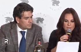 KATE DEL CASTILLO HABLA DE SEAN PENN