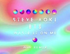 Steve Aoki - Waste It On Me feat. BTS (W&W Remix) [Ultra Music]