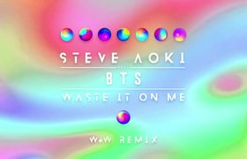 Steve Aoki - Waste It On Me feat. BTS (W&W Remix) [Ultra Music]