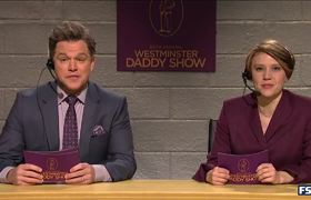 Westminster Daddy Show #SNL