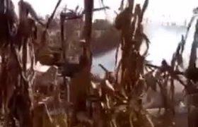 #VIDEO: Lugar del desplome de la avioneta de la Gobernadora de Puebla